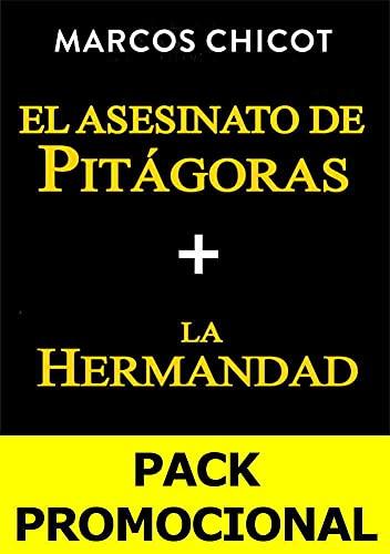 PACK PROMO El asesinato de Pitágoras + La Hermandad