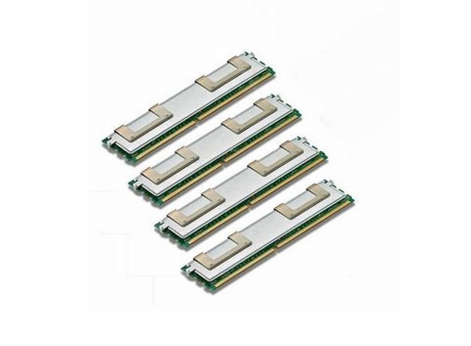 名前九時四十五分お誕生日16GB(4GB×4) PC2-5300F DIMM DDR2-667 BL460c G1/G5、BL480c、BL680c G5、DL160 G5/G5p、DL360 G5、DL380 G5、DL580 G5対応【バルク品】