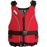 Nookie NKE Centre Zip Buoyancy Aid PFD Kayak Dinghy Sailing Canoeing [RED - S/M]