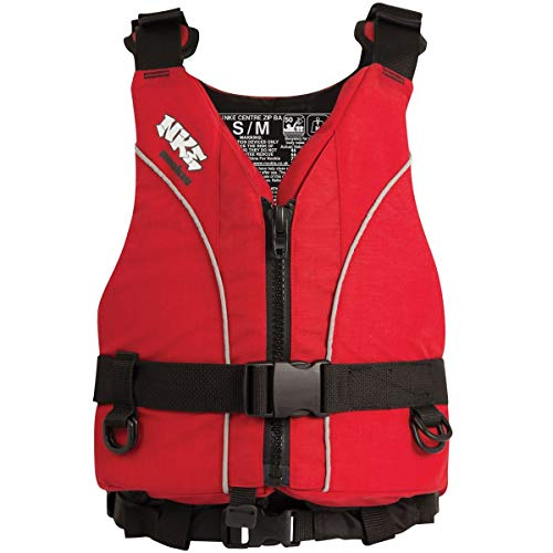 Nookie 2019 NKE Centre Zip Buoyancy Aid BA03 - Colour Coded by Size Size - S/M