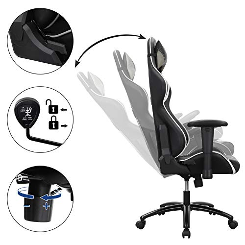 SONGMICS Bürostuhl Gaming Stuhl kaufen  Bild 1*