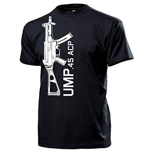 UMP 45ACP Universale eléctrica pistola calibre Fan Arma Deko MP USC Estados...