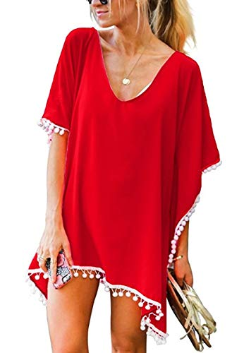 Camisola Roja Mujer Marca UMIPUBO