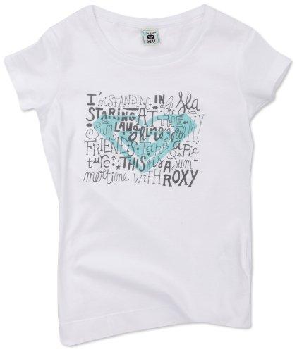 Roxy - T-Shirt - Fille - Blanc (White) - 16