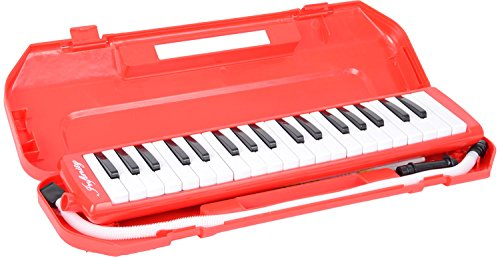 Infinity Melodica 37 Notes, Red