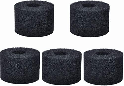 Poweka - Esponja de filtro de piscina compatible con Intex tipo S1, filtro de cartucho de...