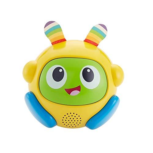 fisher price mini bi bot fabricante Fisher Price Toy Bright Beats Spin & Crawl Tumble Ball