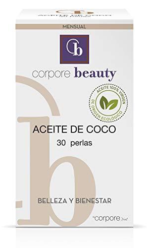 Corpore Beauty Perlas de Aceite de Coco - 30 perlas
