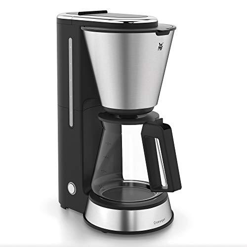 WMF Küchenminis Aroma Filterkaffeemaschine mit Glaskanne, 5 Tassen, Kaffeemaschine mit Warmhalteplatte, Abschaltautomatik, 760 W