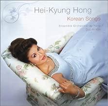 Korean Songs; Hei-Kyung Hong