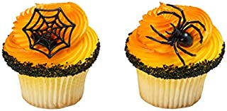 Best spider web cupcake topper Reviews
