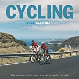 Cycling 2022 Calendar: Mini Calendar 2022 with Large Grid for Note - To do list, Gorgeous 8.5x8.5   Small Calendar, Non-Glossy Paper