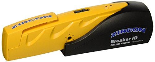 Zircon Breaker ID - DIY Circuit Breaker Finder / Compatible with Outlets up to 120 Volts / Circuit Breaker Identifier