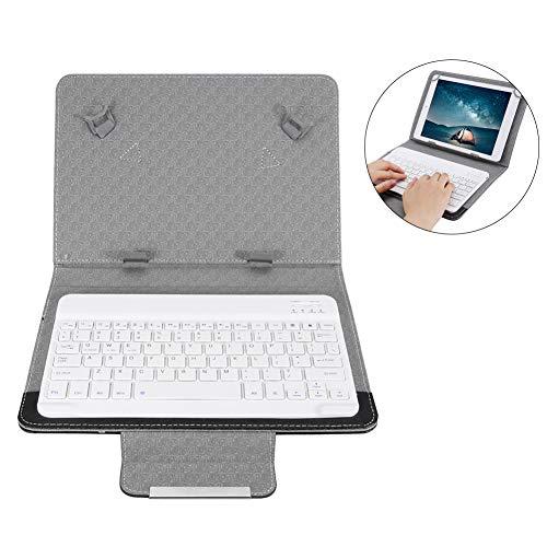 tastiera per tablet asus Mavis Laven Tastiera Bluetooth Senza Fili con Custodia