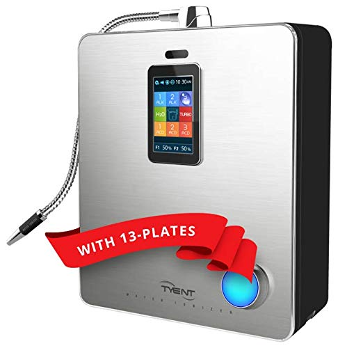 Tyent ACE-13 Water Ionizer - Key Features