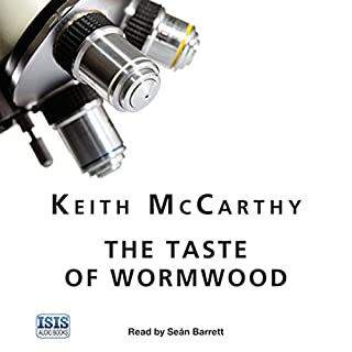 The Taste of Wormwood audiobook cover art