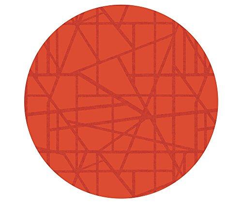 Duni 168525Tischsets, Silikon, 30cm x 45cm, mandarine (30Stück)