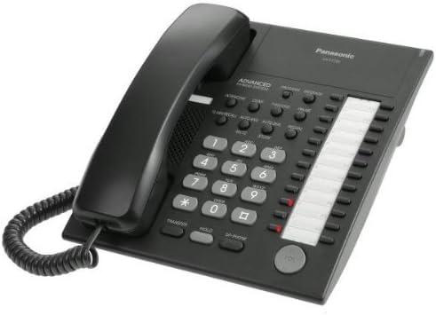Panasonic KX-T7720 Phone Black