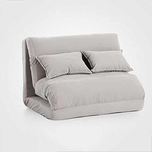 XING ZI LAZY SOFA L-R-S-F Sofá Perezoso, sofá Cama Doble Plegable, sofá Cama multifunción de tamaño pequeño para Habitaciones (Color : B8)
