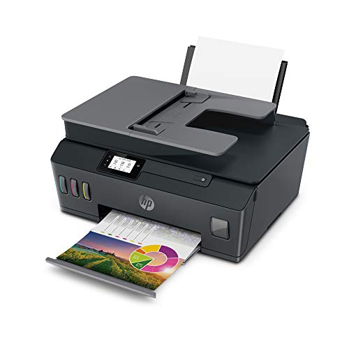 HP Smart Tank 530 Dual Band WiFi Colour Printer with ADF, Scanner...