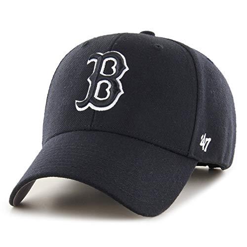 '47 Gorra Boston Red Sox MVP Dad Gorra MLB Negro/Blanco