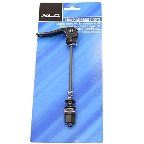 XLC Unisex– Erwachsene Schnellspanner-2501601560 Schnellspanner, schwarz, One Size