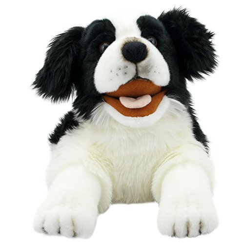 The Puppet Company - Cachorros jugetones - Border Collie