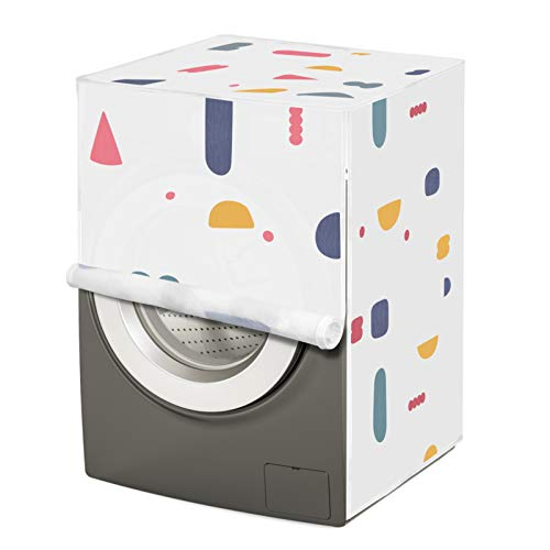 BESPORTBLE Waschen Maschine Abdeckung Trockner Maschine Anti- Fleck wasserdichte Voll Abgedeckt Washer Schutz Waschmaschine Abdeckung für Home