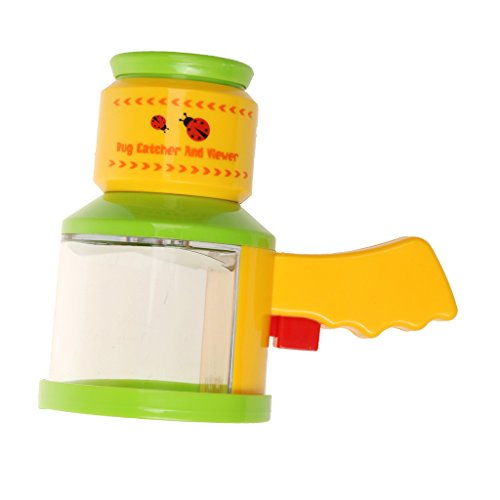 perfeclan Handheld Insect Viewer Lupe Bug Catcher Box