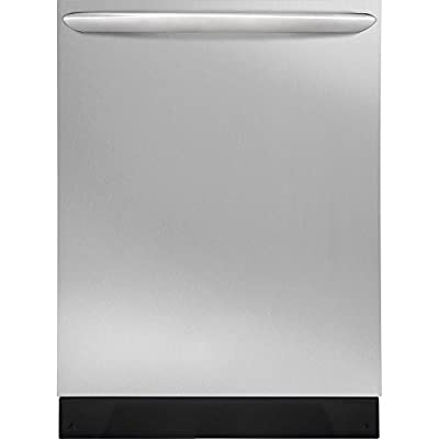 """24"""" Built-In Dishwasher, Stainless Steel"""