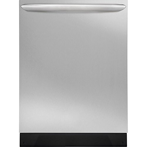 24' Built-In Dishwasher, Stainless Steel