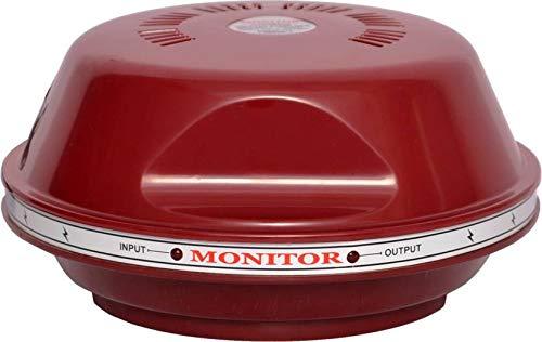 Monitor100CopperVoltageStabilizerforRefrigeratorFridgeUpto300litreswith5-YearWarrantyRed