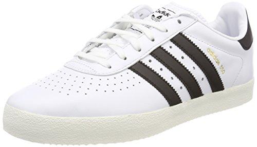 adidas Herren 350 CQ2780 Fitnessschuhe, Weiß (Ftwbla/Negbas/Casbla 000), 43 1/3 EU