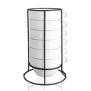 Best world market stacking mugs Reviews