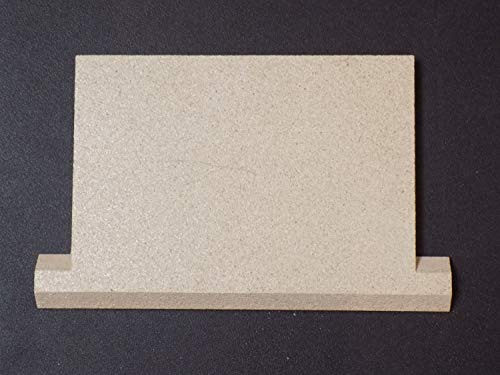 Zugumlenkung für Jydepejsen Art-Line Kaminöfen - Vermiculite - Passgenaues Kaminofen Ersatzteil