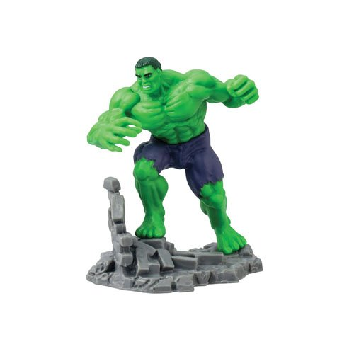 Marvel The Incredible Hulk Diorama 2,75 Pulgadas Figura Coleccionable