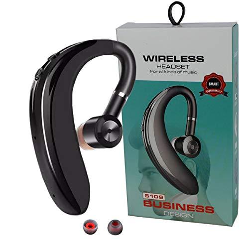 Bluetooth Headset SELIAN Wireless Ohrhörer Bluetooth Kopfhörer Freisprechen Headset mit Mikrofon in Ear Bluetooth Earpiece für iPhone, iPad, Samsung, Huawei,Tablet usw