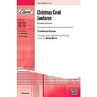 アルフレッド00-30997クリスマスキャロルJamboree- Aホリデーホーダウン - ミュージックブック