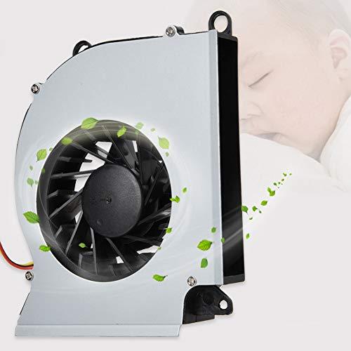 logozoe Leiser Wärmeableitungs-Langlebiger Mini-Lüfter, interner Lüfter, für PS3