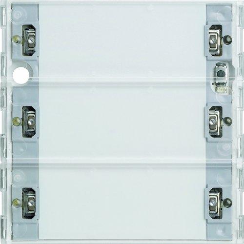 Gira 513300 KNX Tastsensor 3 Komfort 3-Fach System 55