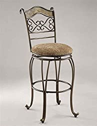 Swivel Metal Counter Stool