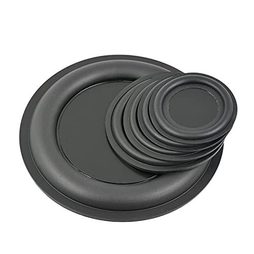 happy time 2pcs Audio Bass Diafragma Radiador pasivo Piezas de reparación de Altavoz 67/75/85/95 / 160mm Bricolaje Accesorios de Altavoz de Cine en casa (Color : 160mm)