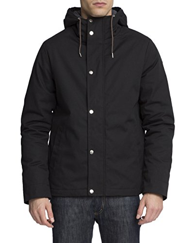Revolution (RVLT Men Jacket Heavy Jacke, Black, L