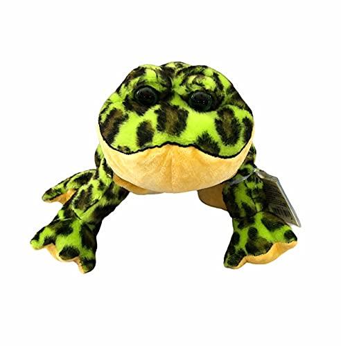 Webkinz Bullfrog with 345;pk46; Cards [Toy]