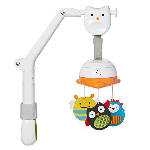 Skip Hop Explore and More 3-in-1 Travel Mobile Soother