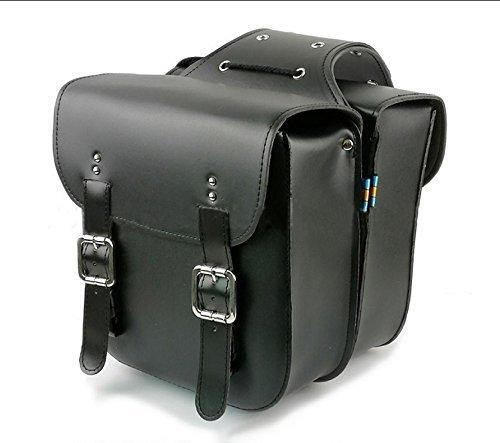 CaCaCook Leder Motorrad Packtaschen Satteltaschen Reisetaschen Fahrradtaschen Motorrad Satteltaschen Reisen