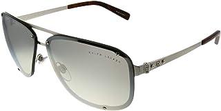 نظارات شمسية من رالف لورين للرجال Rl7055 ميتال افياتور