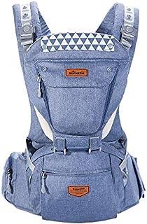 SUNVENO SUNVENO Kangaroo Ergonomic Baby Carrier - Blue, Blue, Pack of 1