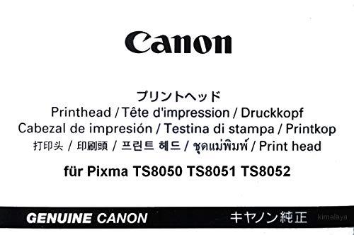 Original Canon Druckkopf für Pixma TS8050 TS8051 TS8052