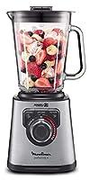Photo Gallery moulinex perfect mix + frullatore con tecnologia powelix, 3 programmi, vaso in vetro da 800 ml termoresistente, 1200 w